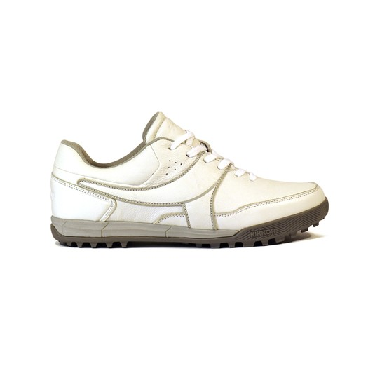 Image of Kikkor Estrella Golf Shoe - Womens White Fog