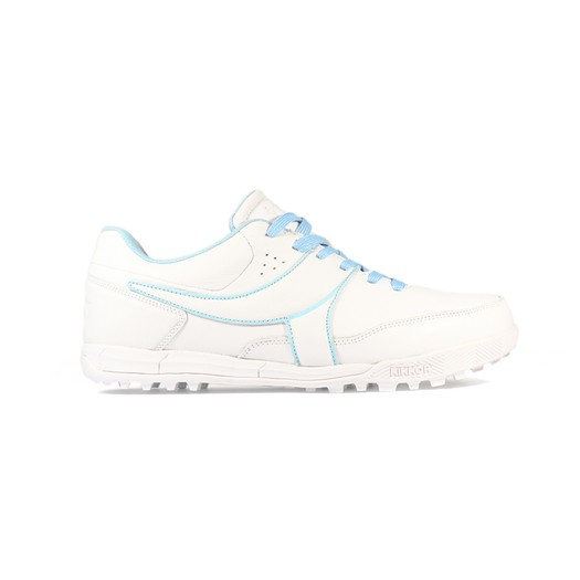 Image of Kikkor Estrella Golf Shoe - Womens White Sky