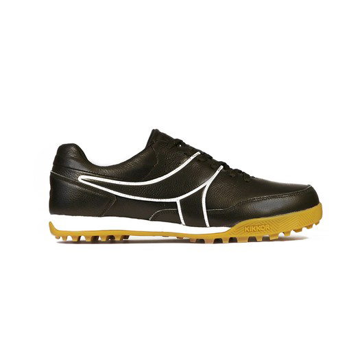 Kikkor Tour Pro Golf Shoes - Black Court