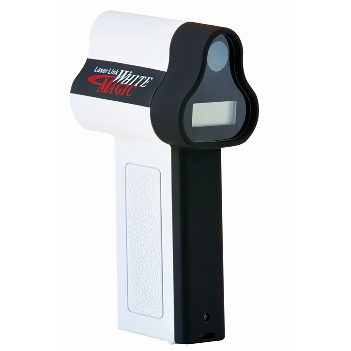 Laser Link White Magic Golf Rangefinder