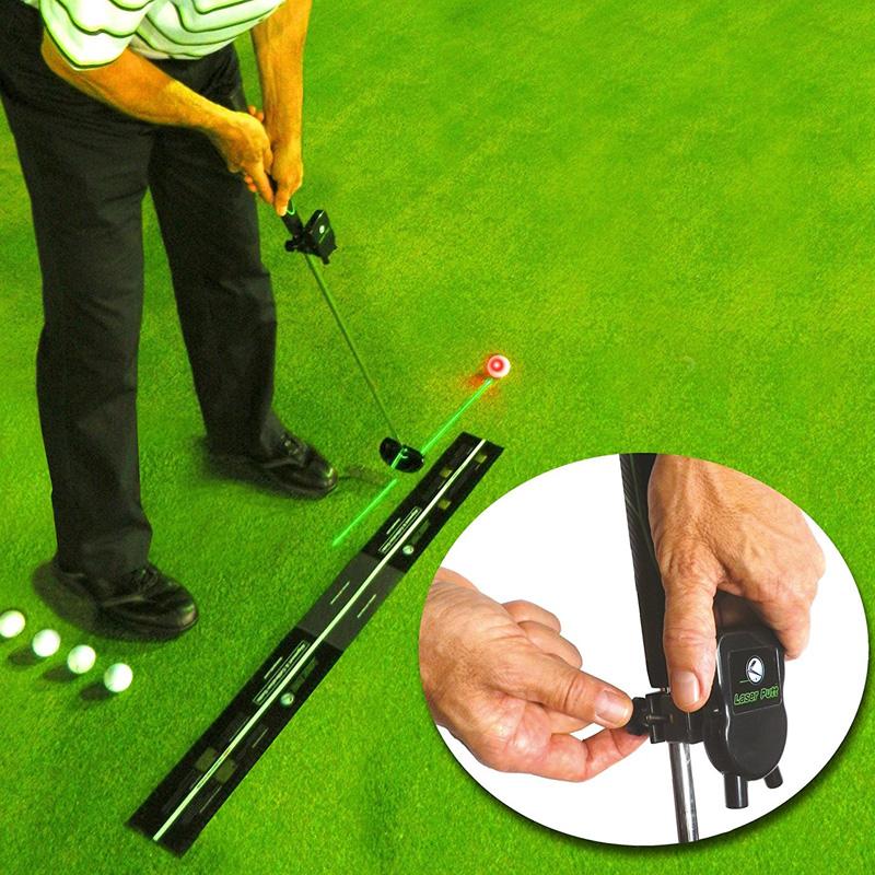Laser Putt Golf Putting Trainer