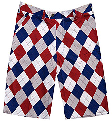Loudmouth Golf Shorts - Dixie
