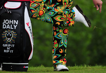 John Daly Loudmouth Golf Pants