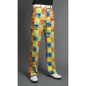 Loudmouth Golf Pants - Grass