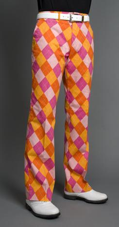 Loudmouth Golf Pants Raspberry Surebet At Intheholegolf Com