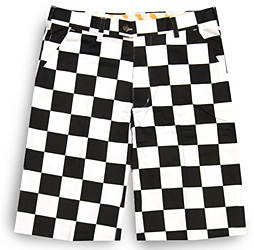 Loudmouth Golf Shorts - Pole Position