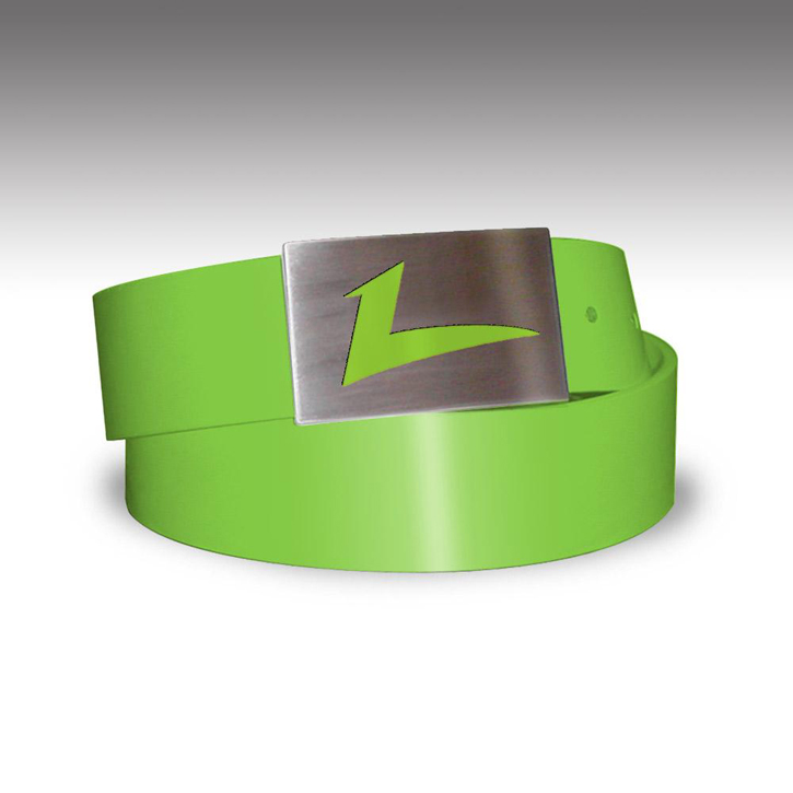 Loudmouth Golf Belt - Green