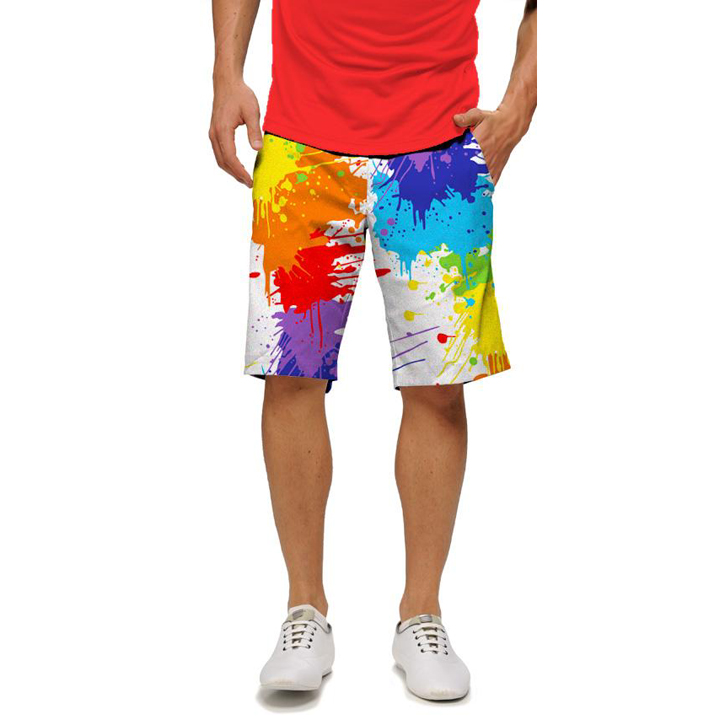 Loudmouth Shorts Product Display ...