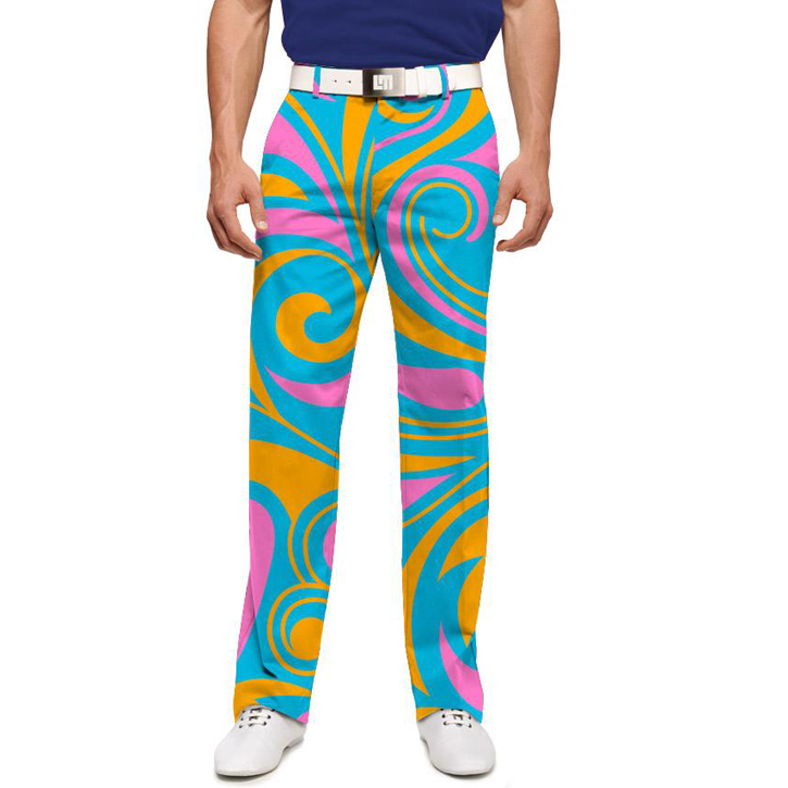Loudmouth Golf Pants - Key West