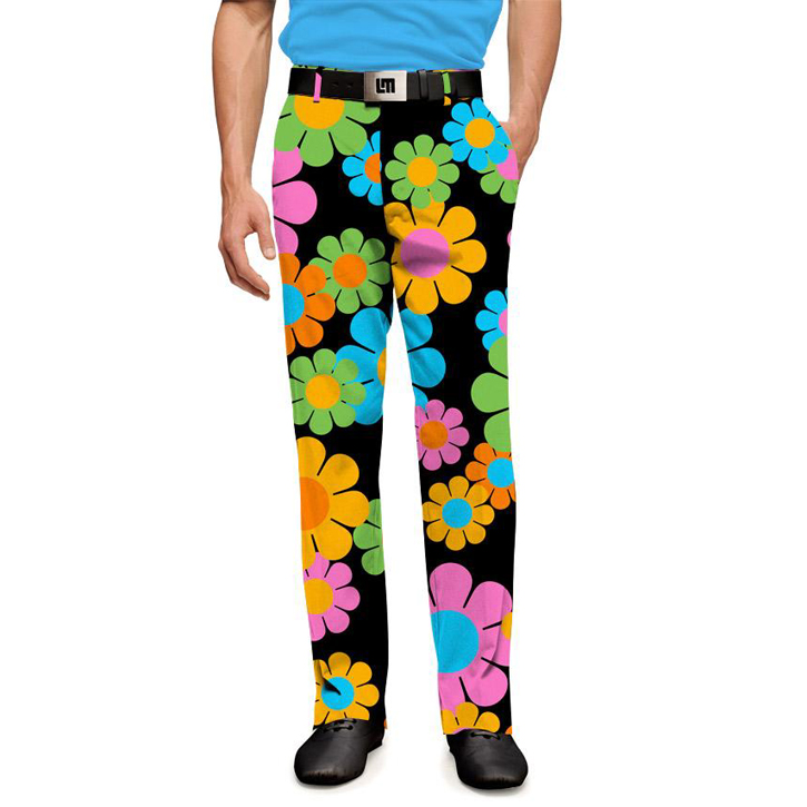 Loudmouth Golf Pants - Magic Bus