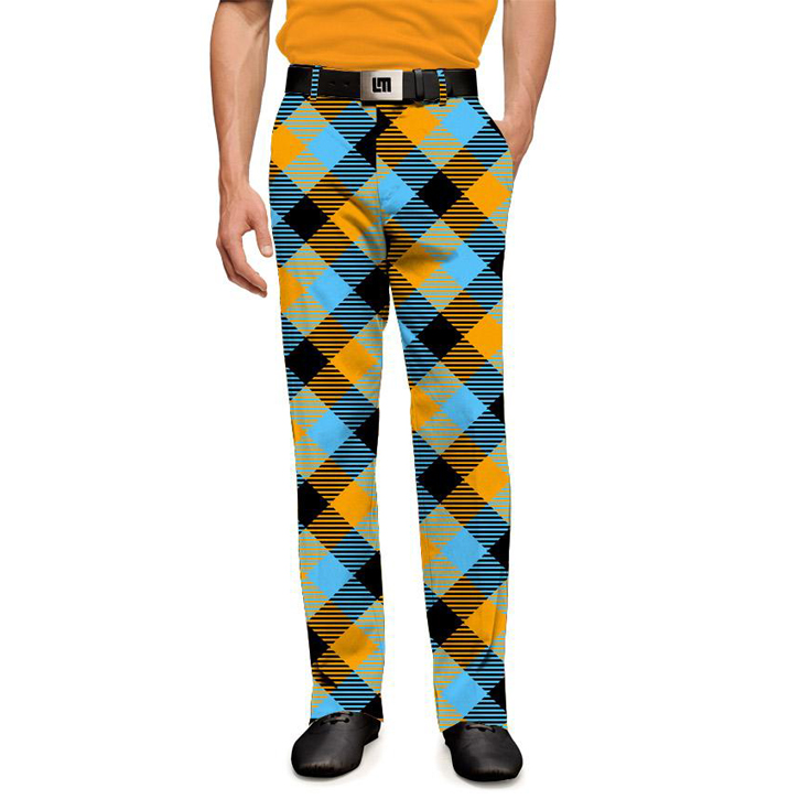 Loudmouth Golf Pants - Microwave