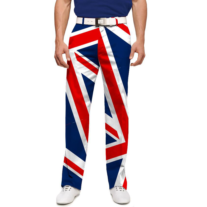 Loudmouth Golf Pants - Union Jack