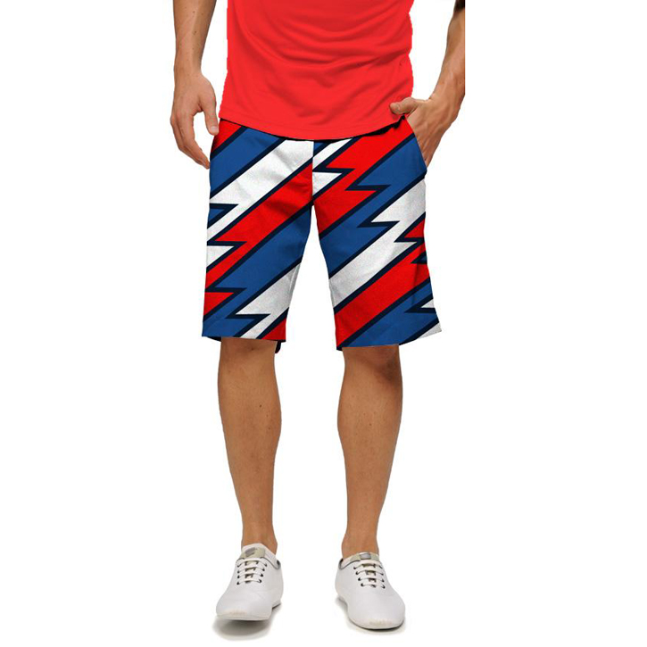 Loudmouth Golf Shorts - Captain USA