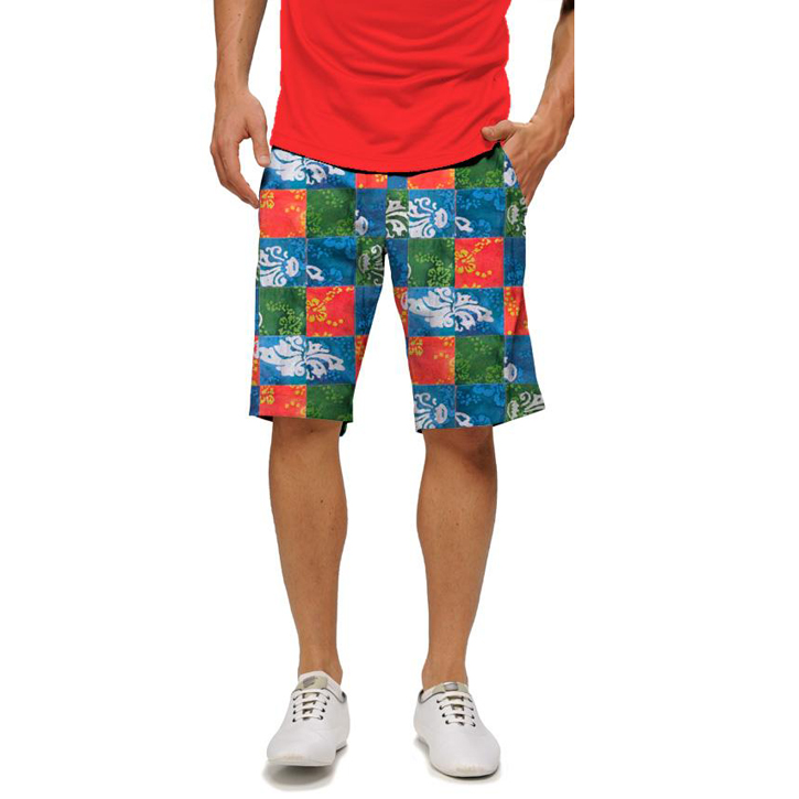 Image of Loudmouth Golf Shorts - Kapalua