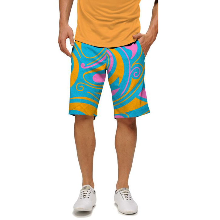Loudmouth Golf Shorts - Key West Image