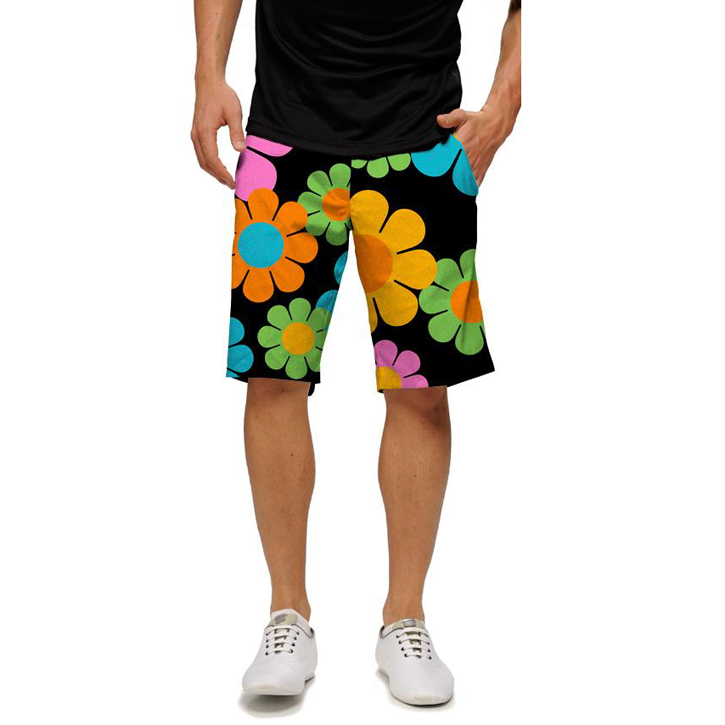 Loudmouth Golf Shorts - Magic Bus