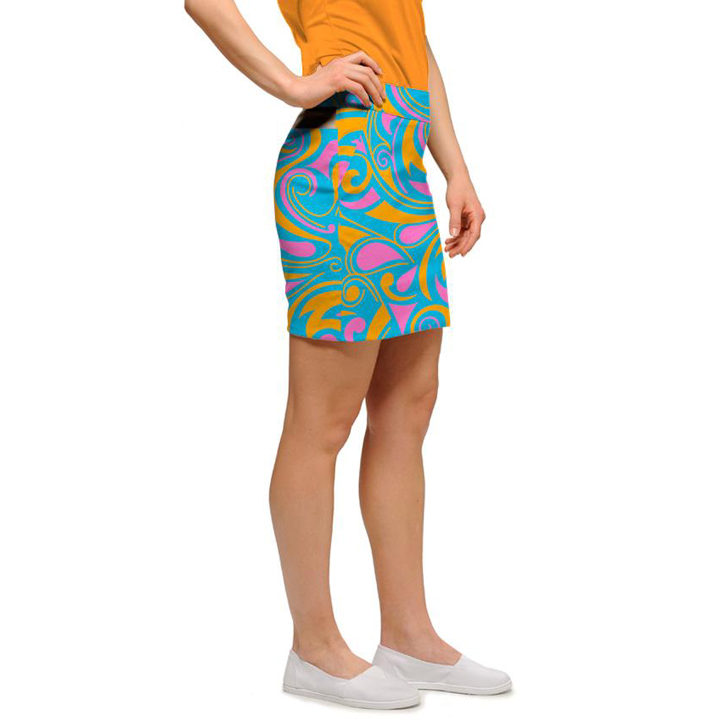 Loudmouth Golf Skort - Key West