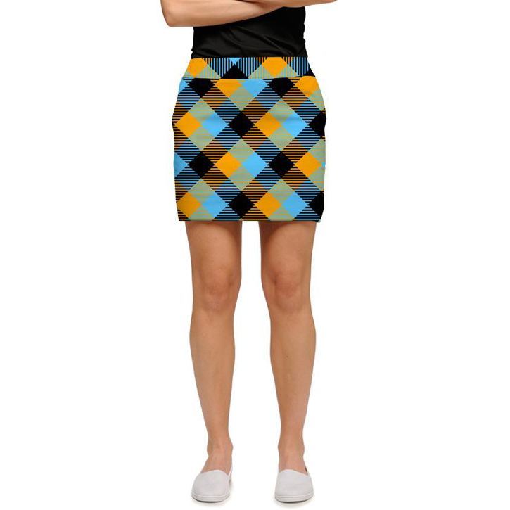 Image of Loudmouth Golf Skort - Microwave