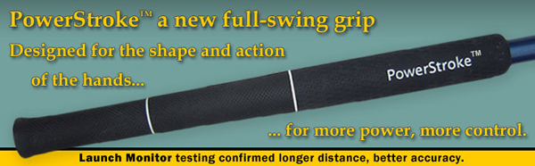 macro golf powerstroke putter grip