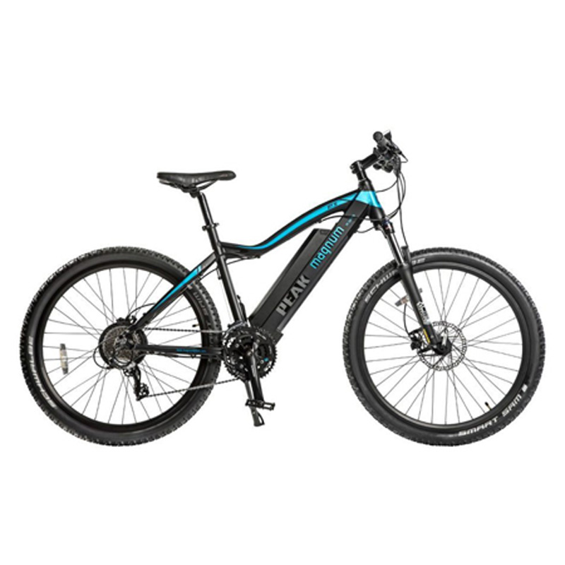 2019 Magnum Peak Electric Mountain Bike - Black