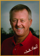 Martin Hall - 2008 PGA Teacher of The Year