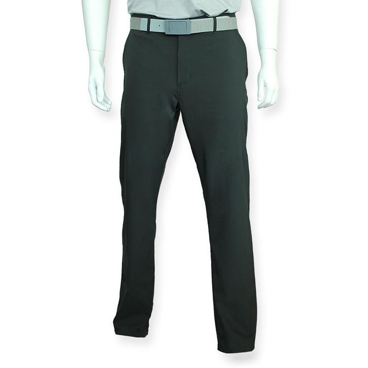 Matte Grey Badge Pant - Charcoal