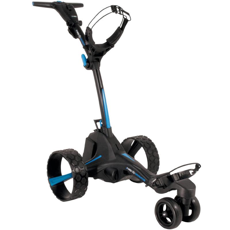 MGI ZIP Navigator Remote Electric Golf Push Cart