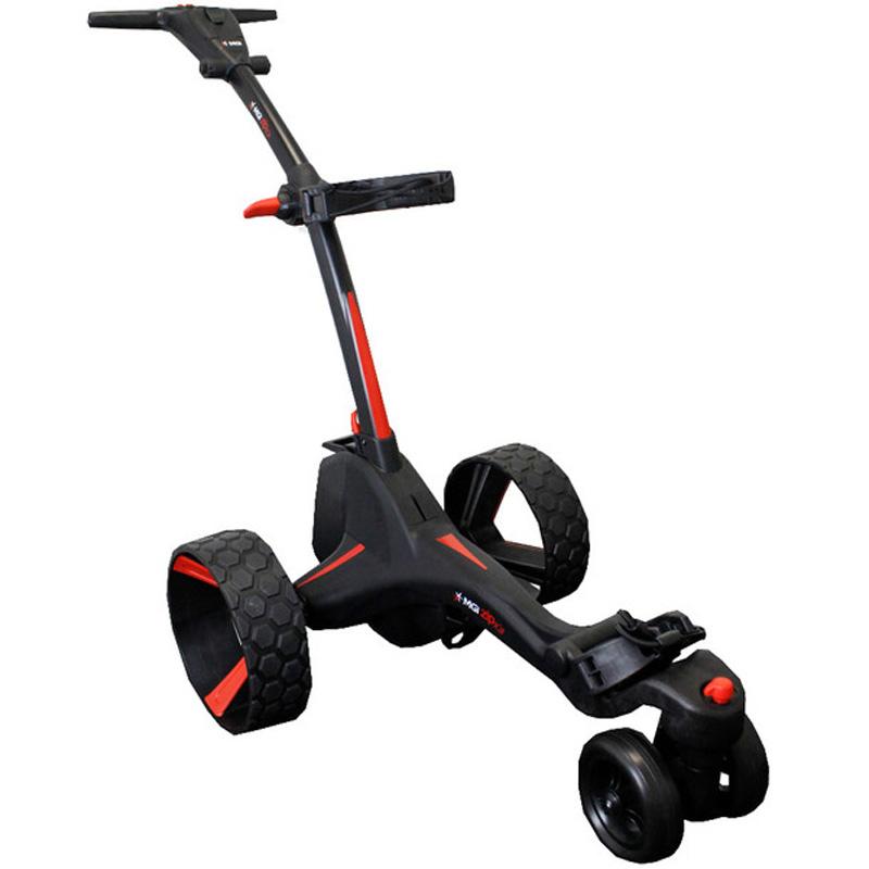 MGI ZIP X3 Electric Golf Push Cart