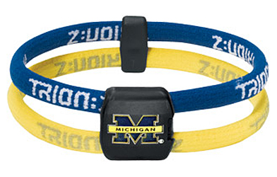 Trion Z Bracelet College Series At Intheholegolf Com