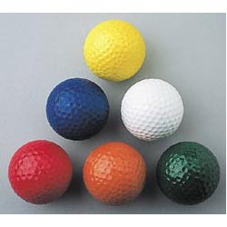 Miniature Golf Balls (1 Dozen)