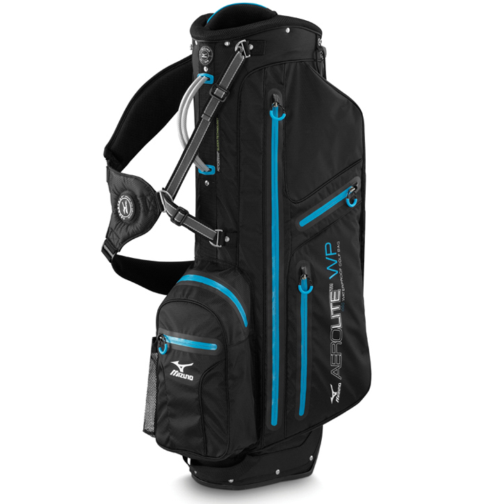 Mizuno 2013 AeroLite WP Stand Bag