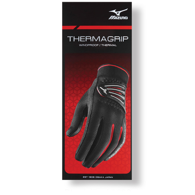 2015 Mizuno Thermagrip Winter Golf Glove (Pair)