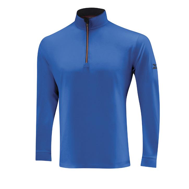 2014 Mizuno WarmaLite Half Zip Pullover