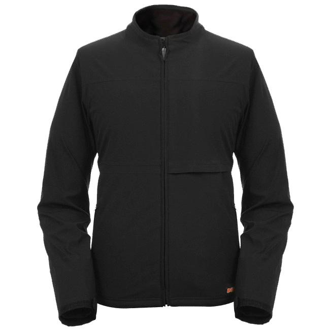 Mobile Warming Heated Softshell Jacket - Mens Black