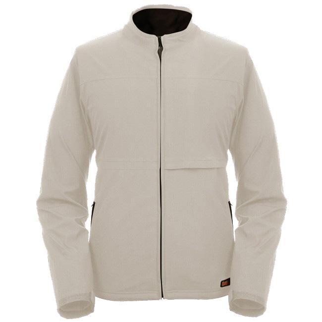 Mobile Warming Heated Softshell Jacket - Mens Khaki