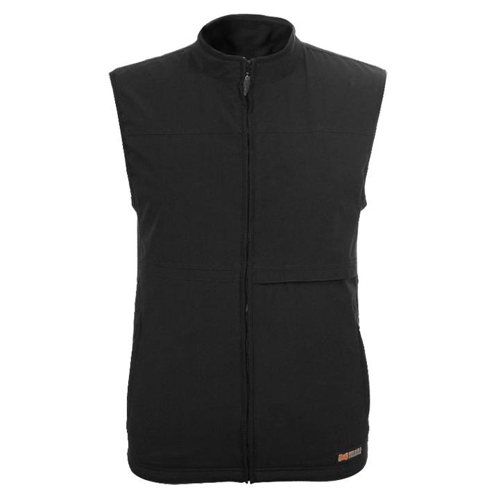 Mobile Warming Heated Softshell Vest - Mens Black