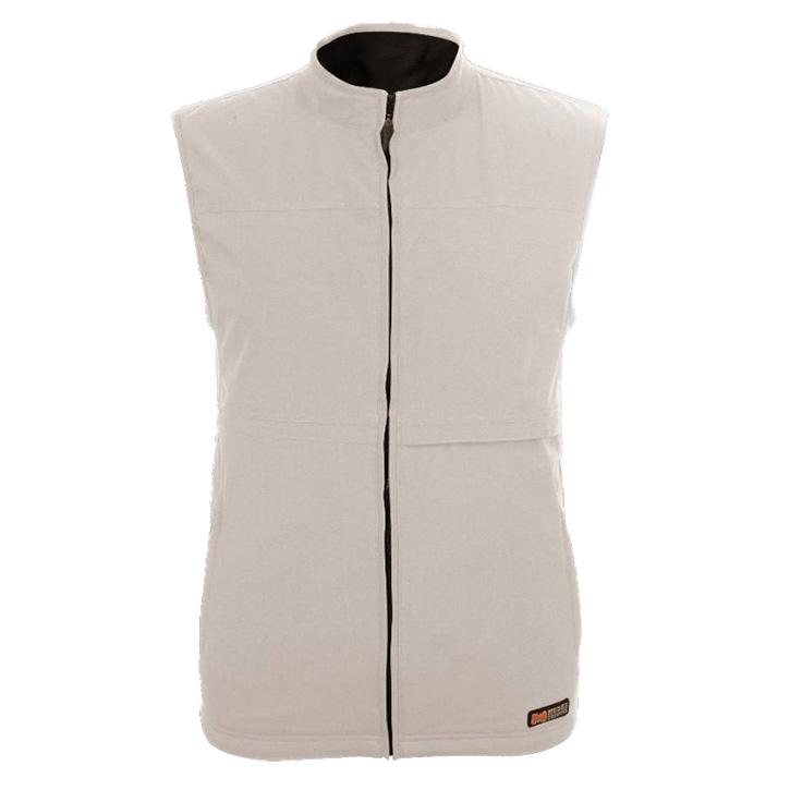 Mobile Warming Heated Softshell Vest - Mens Khaki
