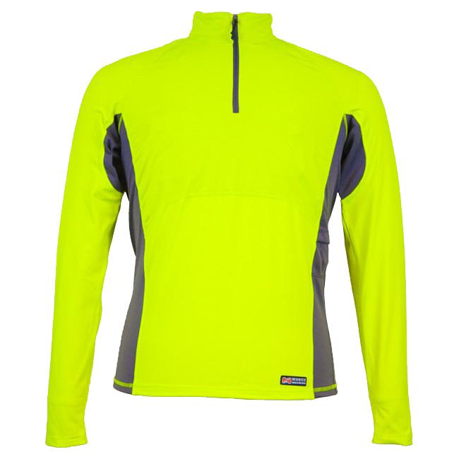 Mobile Warming Longmen Heated Shirt - Mens Chartreuse