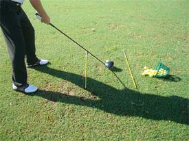 MoRodz Golf Alignment Sticks