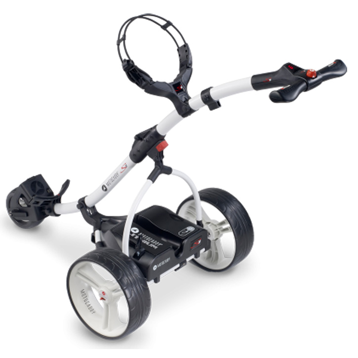 Motocaddy S1 Digital Electric Push Cart At