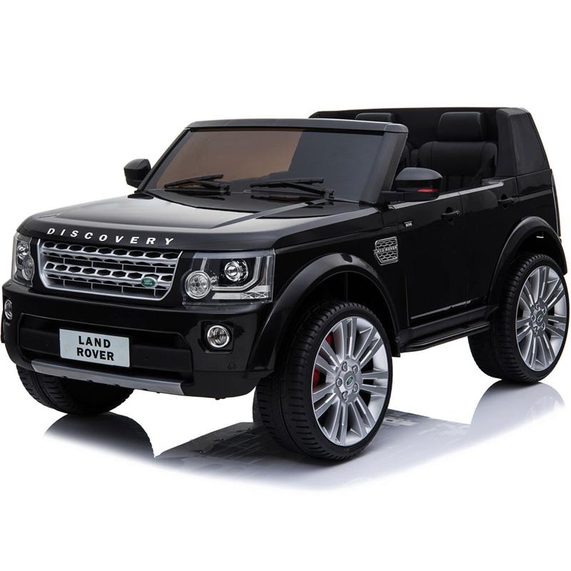 Mini Moto Land Rover Discovery 12V (2.4ghz RC) - Black