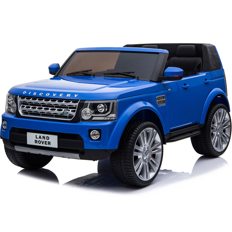 Mini Moto Land Rover Discovery 12V (2.4ghz RC) - Blue