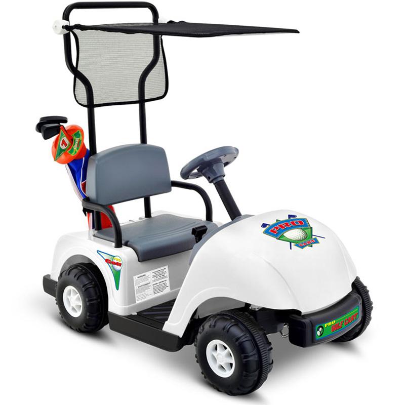Junior Electric Golf Cart