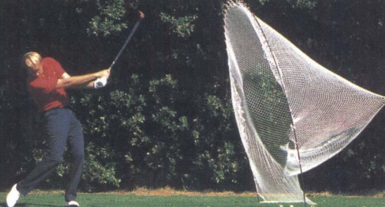 how to make a golf net