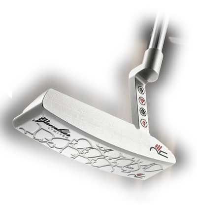 Never Compromise Gambler Series Royal Putter