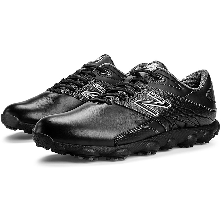 New Balance Minimus LX Golf Shoes - Mens Black