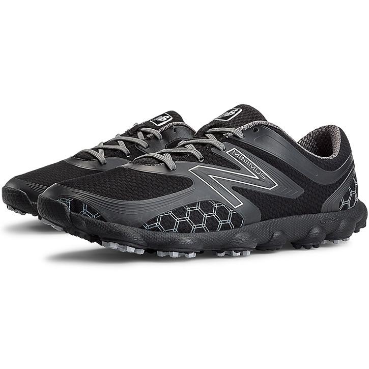 New Balance Minimus Sport Golf Shoes - Mens Black
