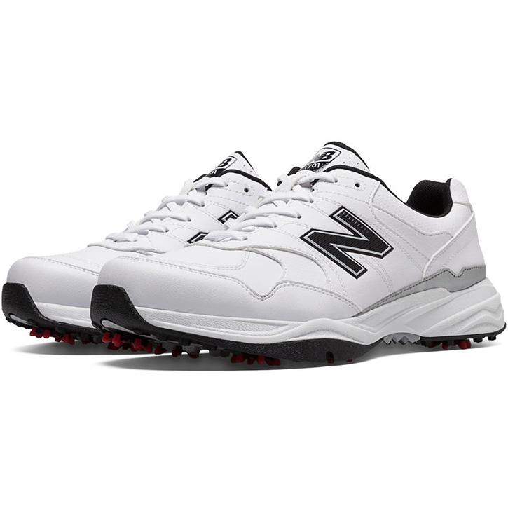 New Balance 1701 Golf Shoes - White/Black