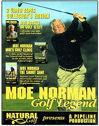 Moe Norman Golf Legend (Collector