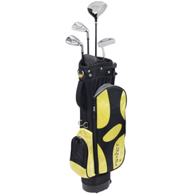 Golden Bear Golf Starter Set Junior Bag Instinct